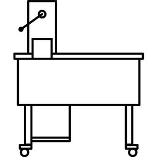Станки и столы для распечатки