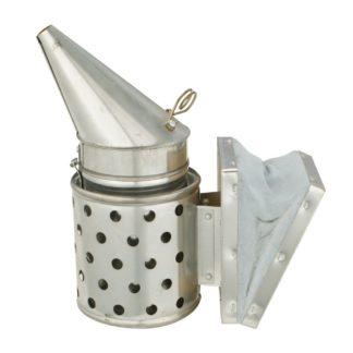 Дымарь оцинкованный, с охладителем, малый, BeeTools