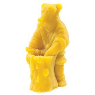 Силиконовая форма «Медведь с бочкой большой»
