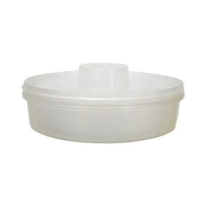 Кормушка-ведро – 1.8 л, диаметр 25 см
