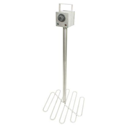 Спираль для декристаллизации Ø50 мм, 4×400Вт