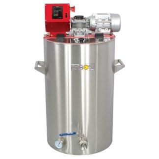 Оборудование для декристаллизации и кремования меда, с водным подогревом, 200 л, 230 В, блок управления Эконом