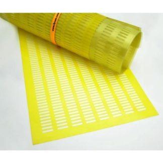 Решетка разделительная горизонтальная (49,5 x 50 см) из виндурина  для 12-рамочного улья