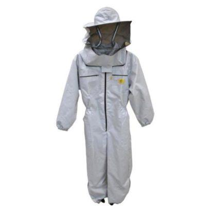 Комбинезон пчеловодческий, детский, со шляпой и лицевой сеткой