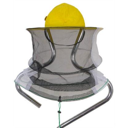 Шляпа пчеловодческая с лицевой сеткой (сетка сзади и спереди)
