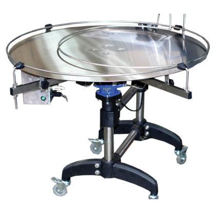 Автоматический оборотный стол для насос-дозатора