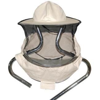 Запасная шляпа с лицевой сеткой к куртке или комбинезону
