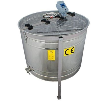 Медогонка 8-рамочная, кассетная, электрическая, Minima
