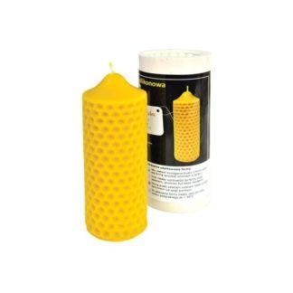 Силиконовая форма «Пчелиный цилиндр»