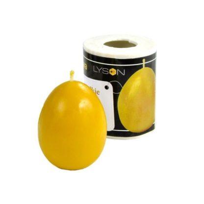 Силиконовая форма «Яйцо гладкое, маленькое»