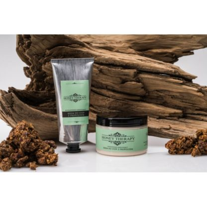 Крем для стоп с прополисом, 50 мл, Honey Therapy