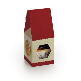 Упаковка для банок с медом P12a