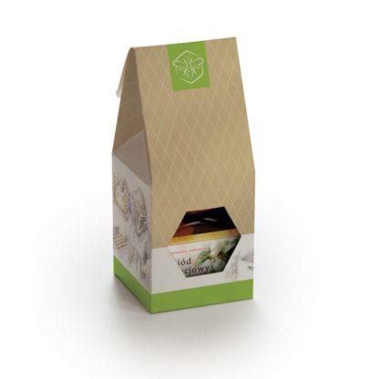 Упаковка для банок с медом P12b