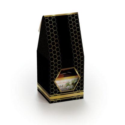 Упаковка для банок с медом P12c