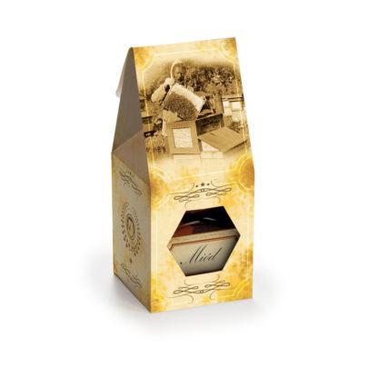 Упаковка для банок с медом P12d