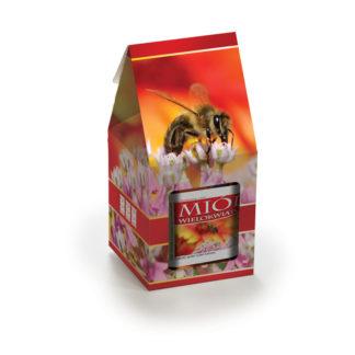 Упаковка для банок с медом P13a