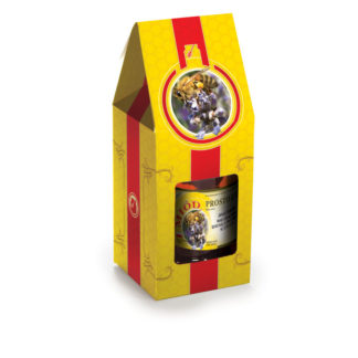 Упаковка для банок с медом P14b