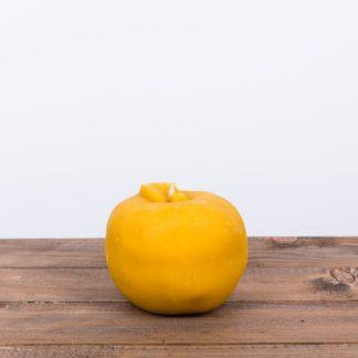 Свеча «Яблоко», большая