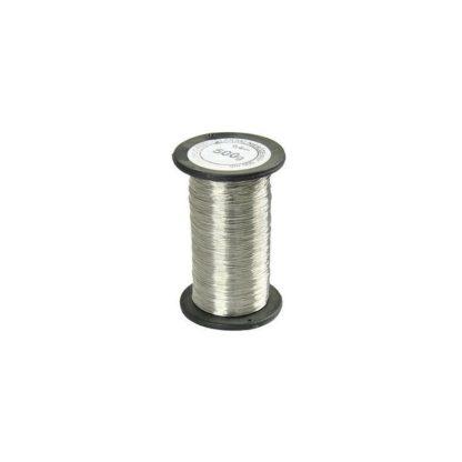 Проволка из нержавеющей стали для рамок 0,4 мм, 500 гр