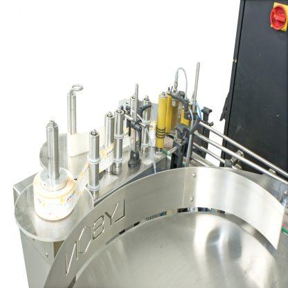 Автоматическая линия розлива меда Premium