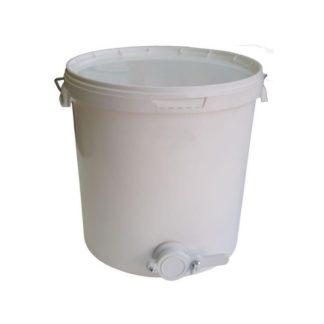 Отстойник полипропиленовый, 17 литров