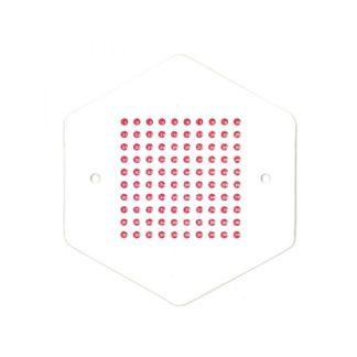 Номерки для обозначения маток (Красные)
