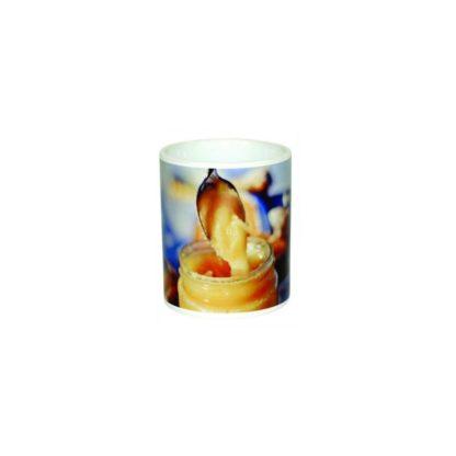 Кружка керамическая с пчеловодческим принтом, 330 мл, PKUB18