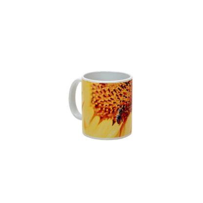 Кружка керамическая с пчеловодческим принтом, 330 мл, PKUB22
