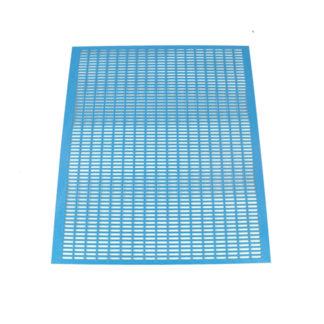 Решетка разделительная, пластиковая, толстая, для 10-рамочного улья (42 x 49 см)