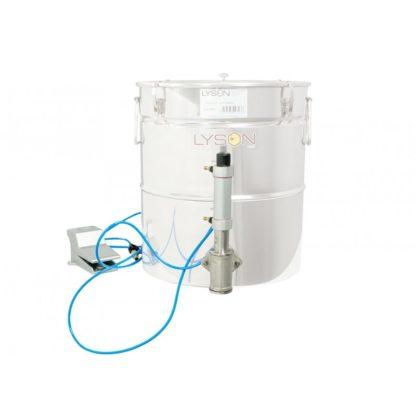 Кран-дозатор пневматический