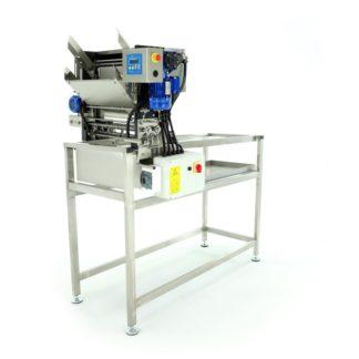 Стол для распечатки с замкнутым циклом подогрева ножей, автомат (230 В), без станка для отжима забруса