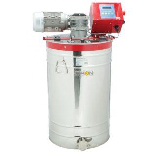 Оборудование для кремования меда, 150 л, 400 В, автомат