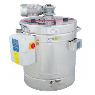 Оборудование для кремования и декристаллизации меда, 200 л, 230 В, автомат